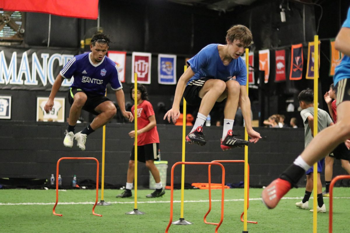 Soccer Specific Training, Fury Performance Academy