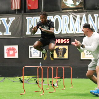 private individual and small group training sessions, Fury Performance Academy